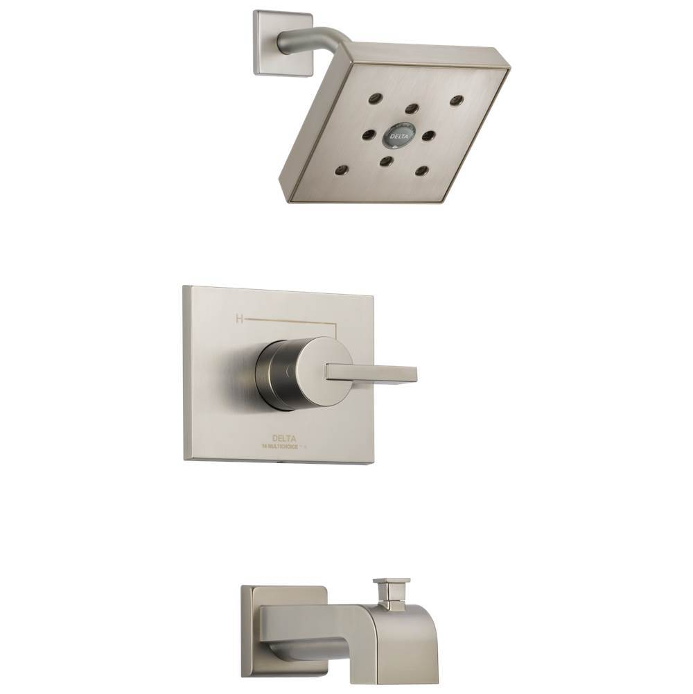 Delta Faucet Vero: Monitor® 14 Series H2Okinetic® Tub & Shower Trim