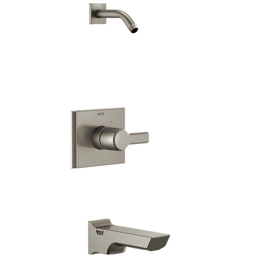 Delta Faucet Pivotal: Monitor® 14 Series Tub and Shower Trim - Less Head