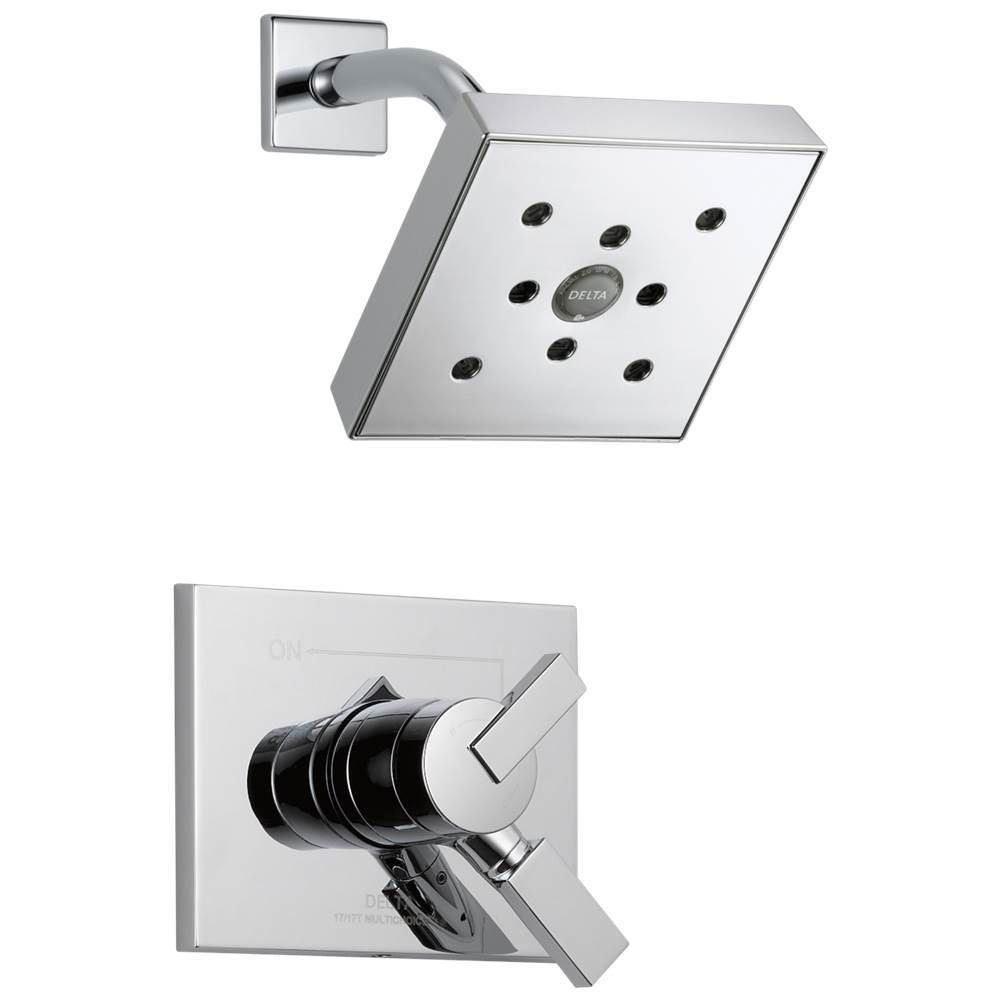 Delta Faucet Vero: Monitor® 17 Series H2Okinetic® Shower Trim