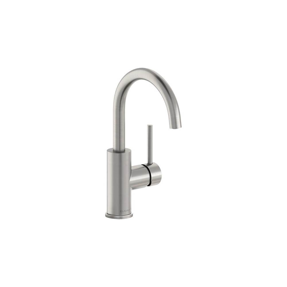 Elkay Elkay Avado Single Hole Bar Faucet with Lever Handle Lustrous Steel