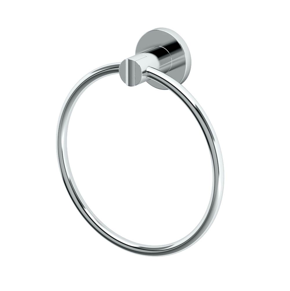 Gatco CHANNEL,TOWEL RING,CHROME