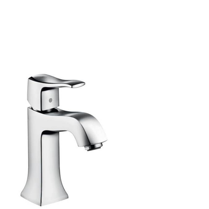 Hansgrohe Metris C Single-Hole Faucet 100, 1.2 Gpm In Chrome