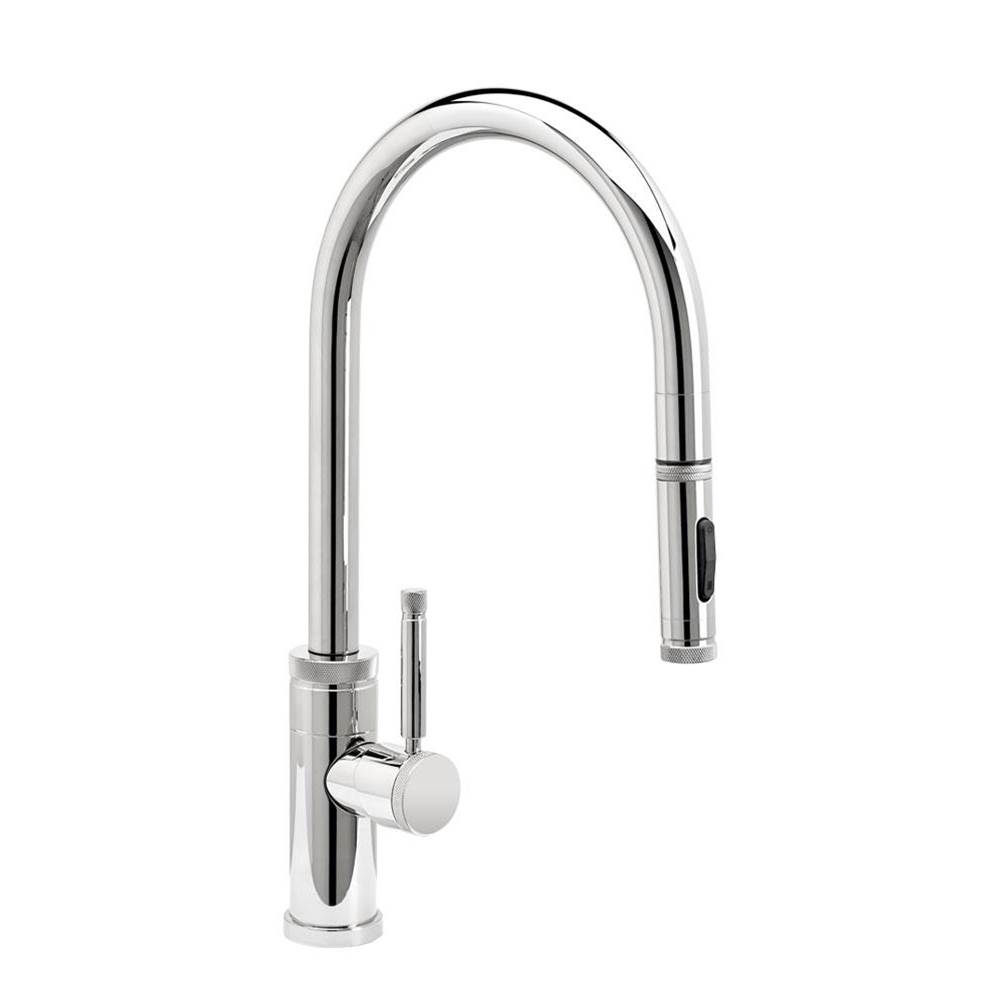 Waterstone Industrial Plp Pulldown Faucet - Toggle Sprayer