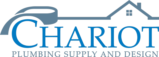 Chariot Plumbing Supply and Design Logo