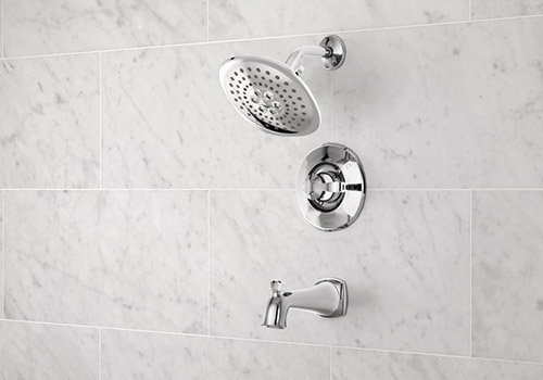 Tub/Shower Combo Faucets