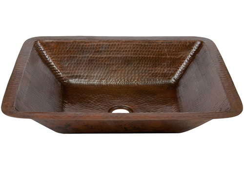 Bronze Bathroom Sinks